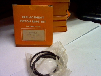 98CC Suffolk Piston Ring Set